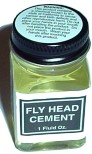 Fly Head Cement & Head Finish